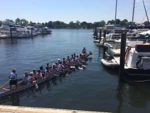 women's dragon boat team Philadelphia