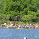 women's dragon boating
