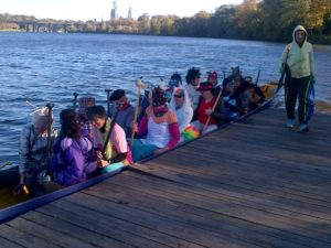dragon boating team Philly