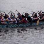 dragon boating race