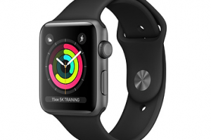 Apple Watch 3 Raffle